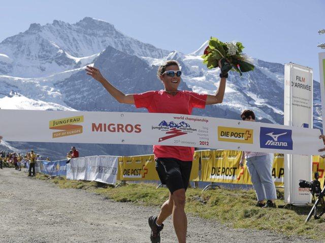 Jungfraumarathon 2012