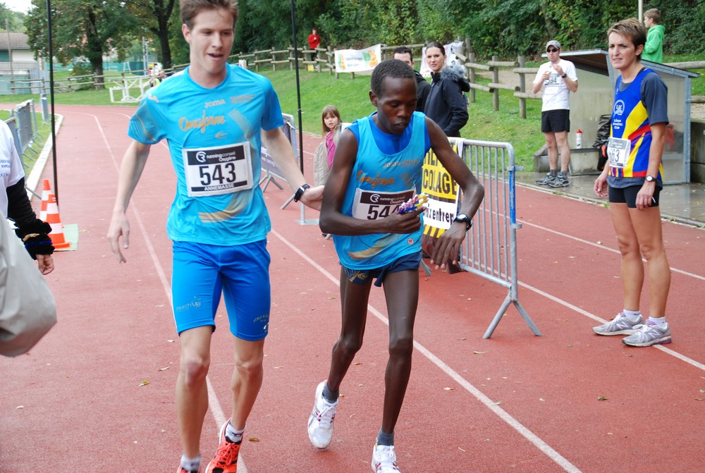 Romain ADAM - PHOTOS DE L'EKIDEN DES 4 HAMEAUX / 07-10-12