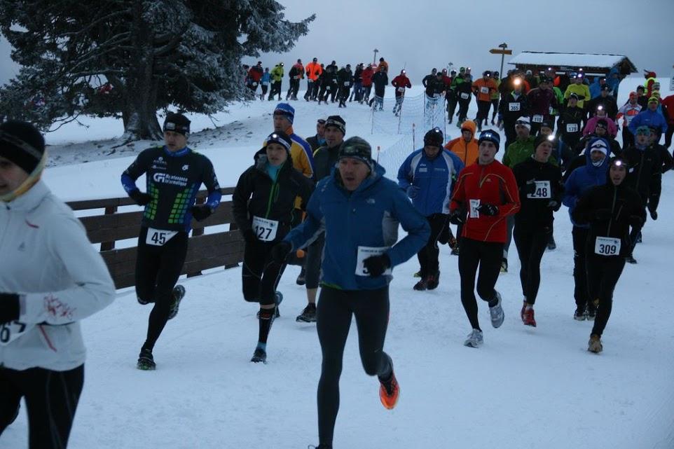 2010c 9999 41 - Trail Blanc du semnoz (74) , Yvan Jeannerod pour un doublé? (Dauphiné Libéré)