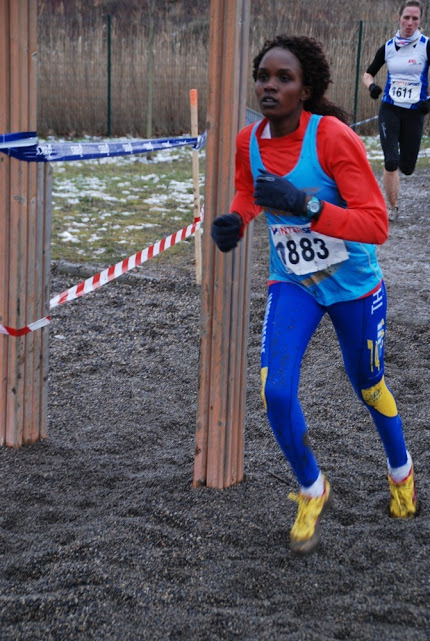 100212238 - LES CHANCES DE L'ATHLE SAINT-JULIEN 74 AUX CHAMPIONNATS DE FRANCE DE CROSS-COUNTRY / 03-03-13