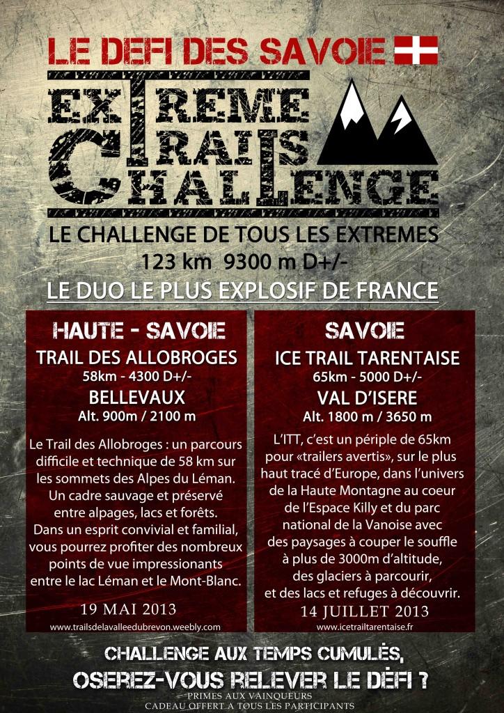 défi des savoie2013 724x1024 - L'ICE TRAIL TARENTAISE MIZUNO EN SYMBIOSE AVEC TROIS AUTRES EPREUVES / 14-07-13