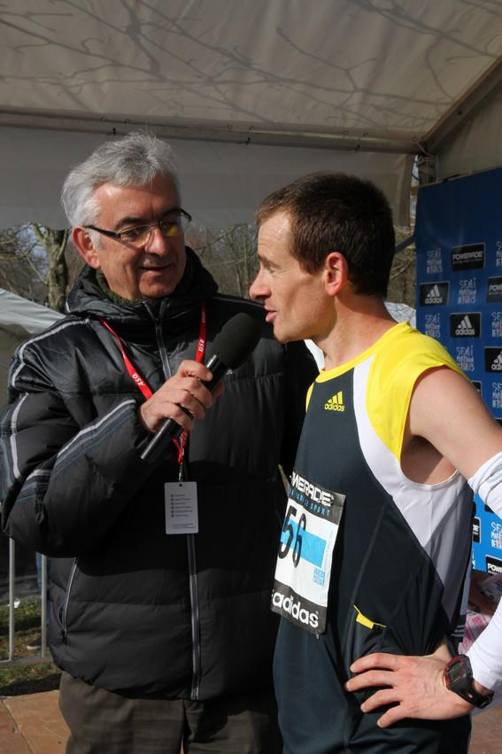 rancon2 - SEMI-MARATHON INTERNATIONAL DE PARIS : LORSQUE JULIEN RANCON REVISITE SON PASSE D'ATHLETISME / 03-03-13