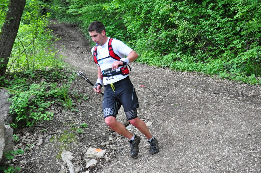 10 eme 18 km - VIDEO ET PHOTOS DU TRAIL DU SALEVE / 12-05-13