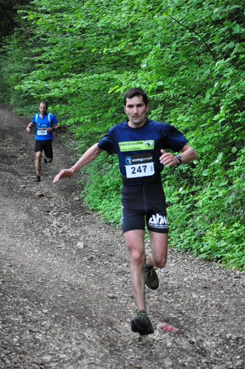 2 eme 18 km - VIDEO ET PHOTOS DU TRAIL DU SALEVE / 12-05-13