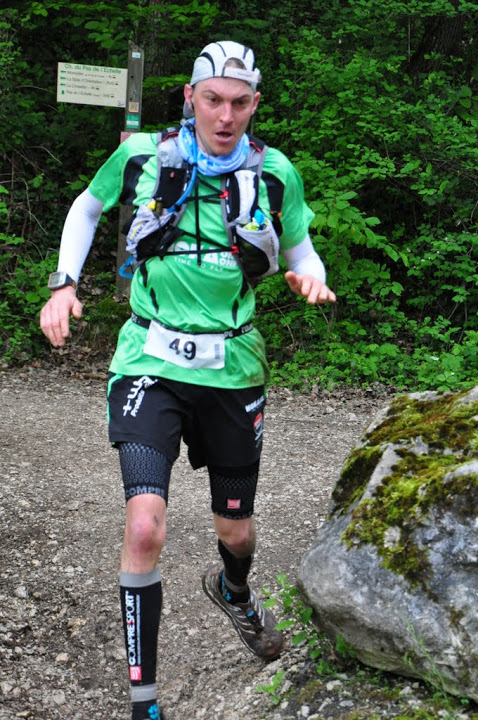 5 eme 37 km - VIDEO ET PHOTOS DU TRAIL DU SALEVE / 12-05-13