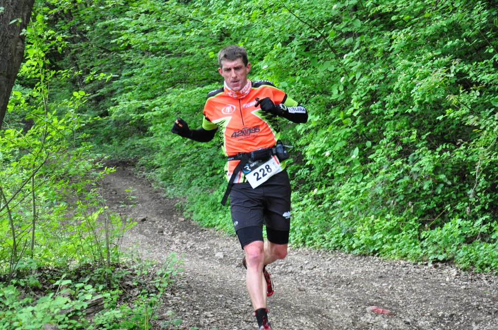 7 eme 18 km - VIDEO ET PHOTOS DU TRAIL DU SALEVE / 12-05-13