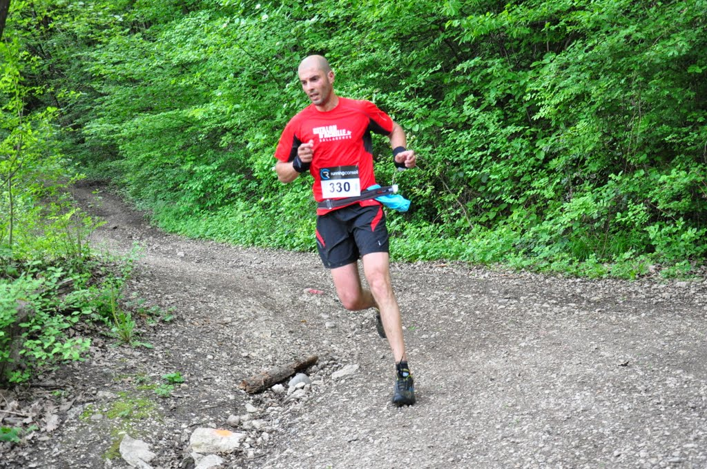 8 eme 18 km - VIDEO ET PHOTOS DU TRAIL DU SALEVE / 12-05-13