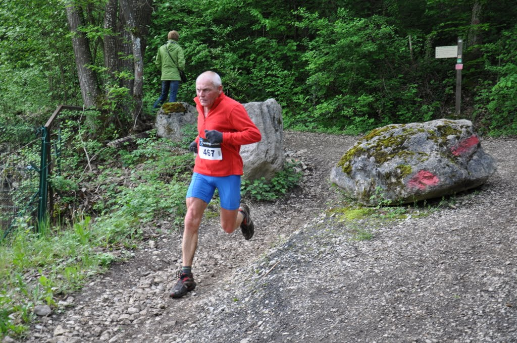 DSC 9854 - VIDEO ET PHOTOS DU TRAIL DU SALEVE / 12-05-13