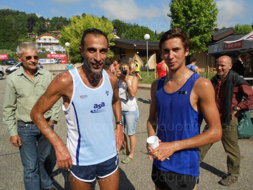 nabil-bouchelagem-et-le-vainqueur-du-28e-tour-du-lac-d-aiguebelette-thomas-cattin-masson-photo-le-dl