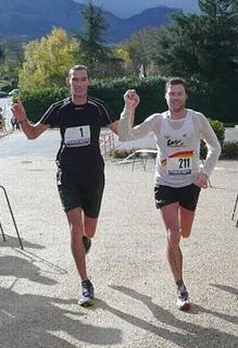 p2 - Résultats Trail de Montagnole: Freudenreich et Denis-Billet vainqueurs dans des conditions difficiles (Dauphiné Libéré)