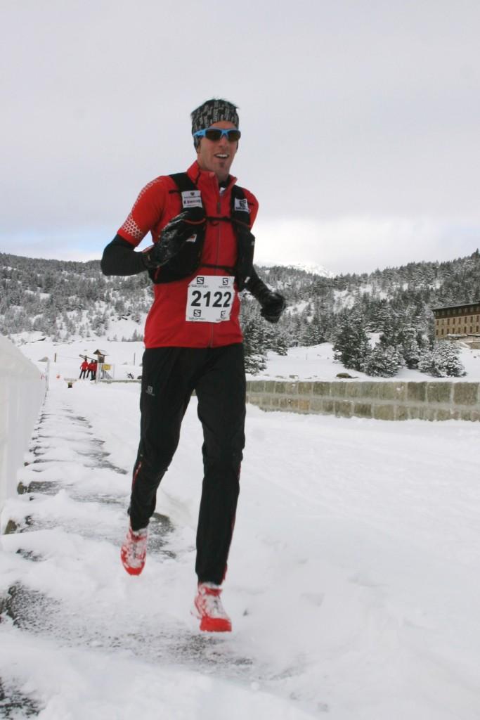 1 Michel Lanne vainqueur Romeufontaine 2014 Crédit www.christianphoto 683x1024 - Trails blancs : Résultats de la Romeufontaine à Font-Romeu (66)