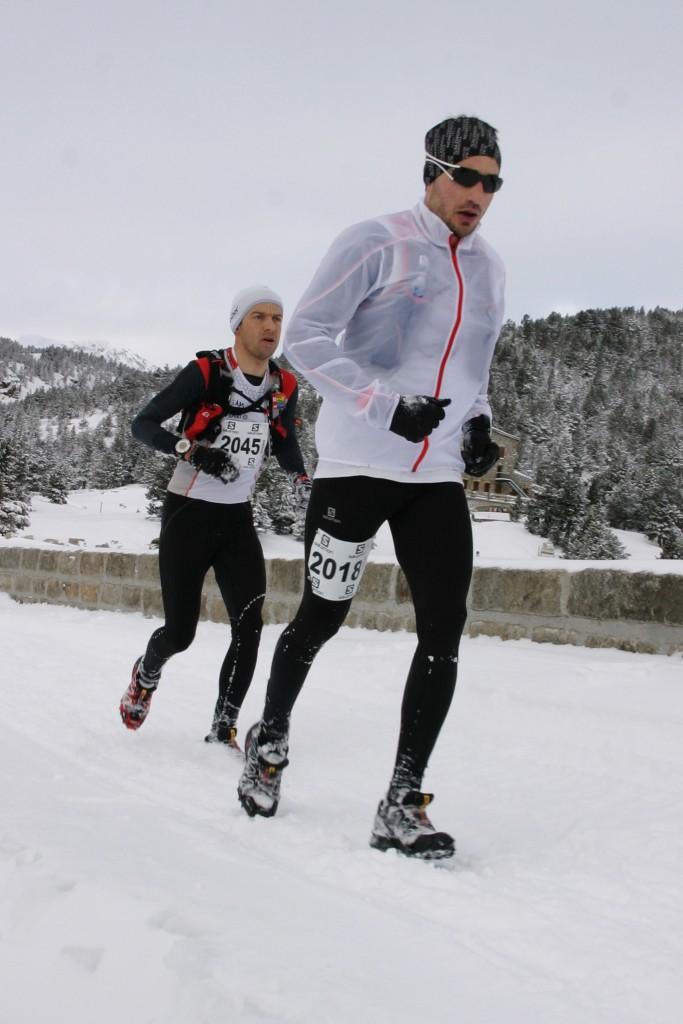 2 Guillaume Beauxis et Renaud Castiglioni Romeufontaine 2014 Crédit www.christianphoto 683x1024 - Trails blancs : Résultats de la Romeufontaine à Font-Romeu (66)