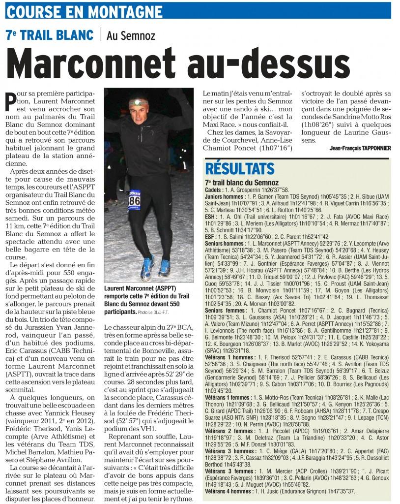 semnoz 814x1024 - Résultats du Trail Blanc du Semnoz 2014 (JF Tapponier/Dauphiné)