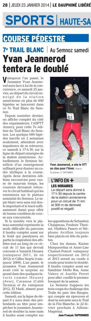 semonzprésent 292x1024 - Trail Blanc du semnoz (74) , Yvan Jeannerod pour un doublé? (Dauphiné Libéré)