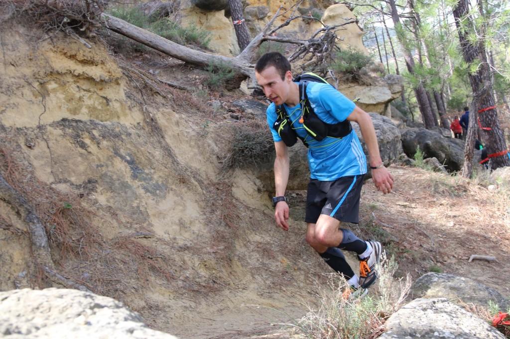 2 Sébastien Spehler vainqueur 47,2 km photo Robert Goin IMG_6463