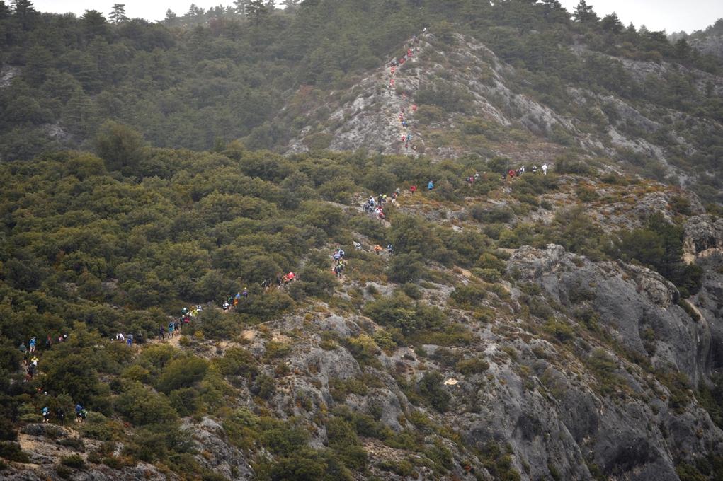 3 Ambiance trail du Ventoux photo JMK Consult )