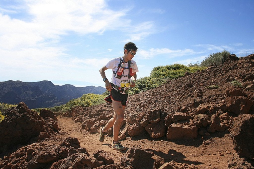 3 Sage Canaday 3rd. ® ISF 1024x681 - Transvulcania 2014 : Le rendez-vous des stars !
