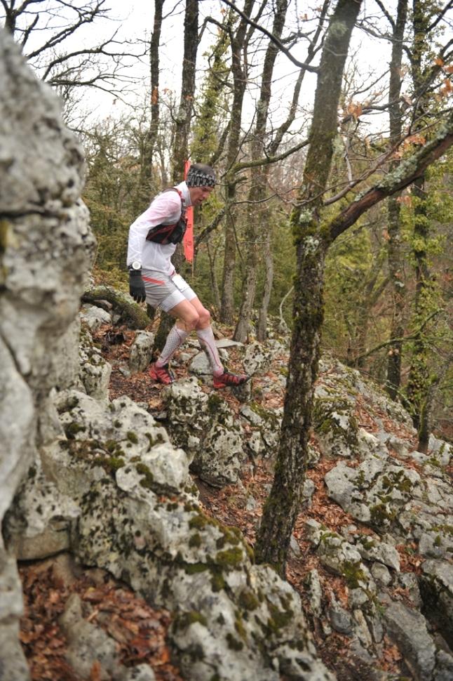 4 Ambiance trail du Ventoux photo JMK Consult - Trail du Ventoux : 1ère étape des Skyrunners France Series !