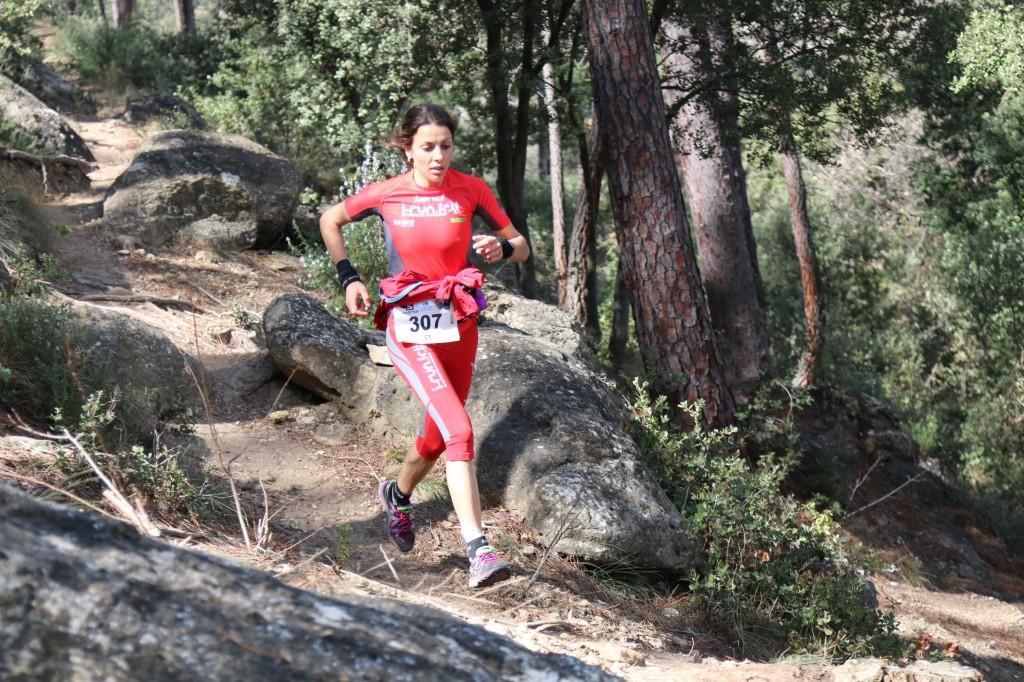 5 Anne-Lise Rousset troisième 47,2 km photo Robert Goin IMG_6733