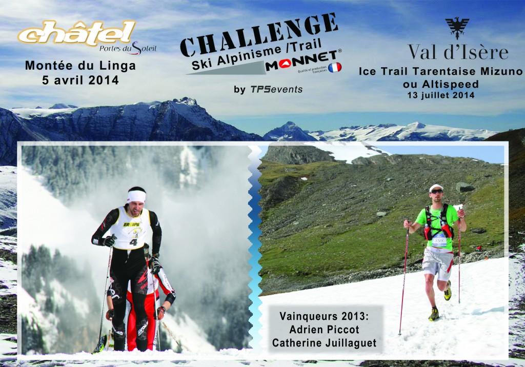 challenge5 1024x716 - 2ème édition du Challenge Ski alpinisme/trail MONNET