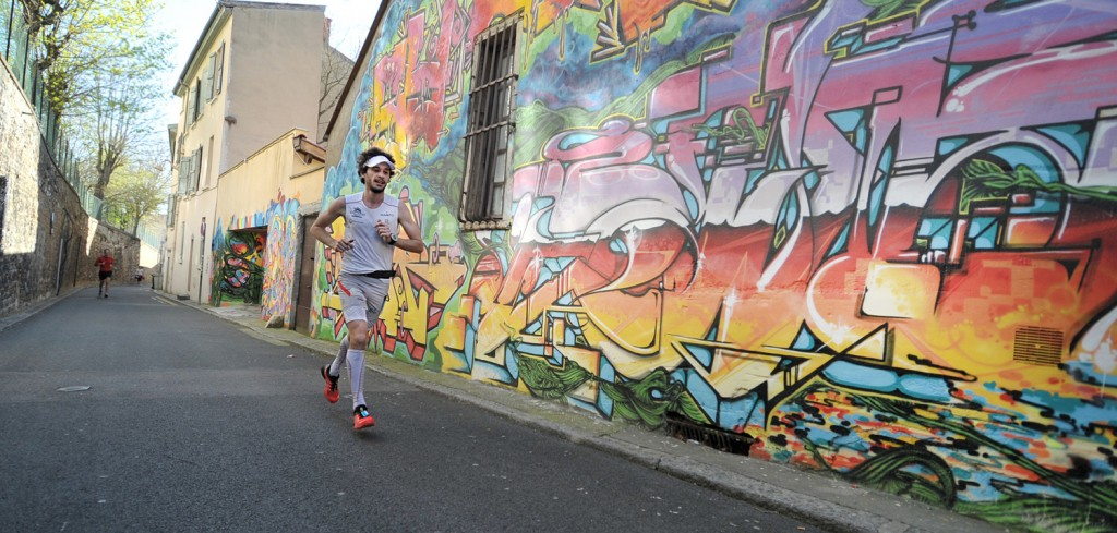 2 Thibaut Baronian LUT 2013 photo JMK Consult 1024x489 - Lyon Urban trail 2014 (par Robert Goin)
