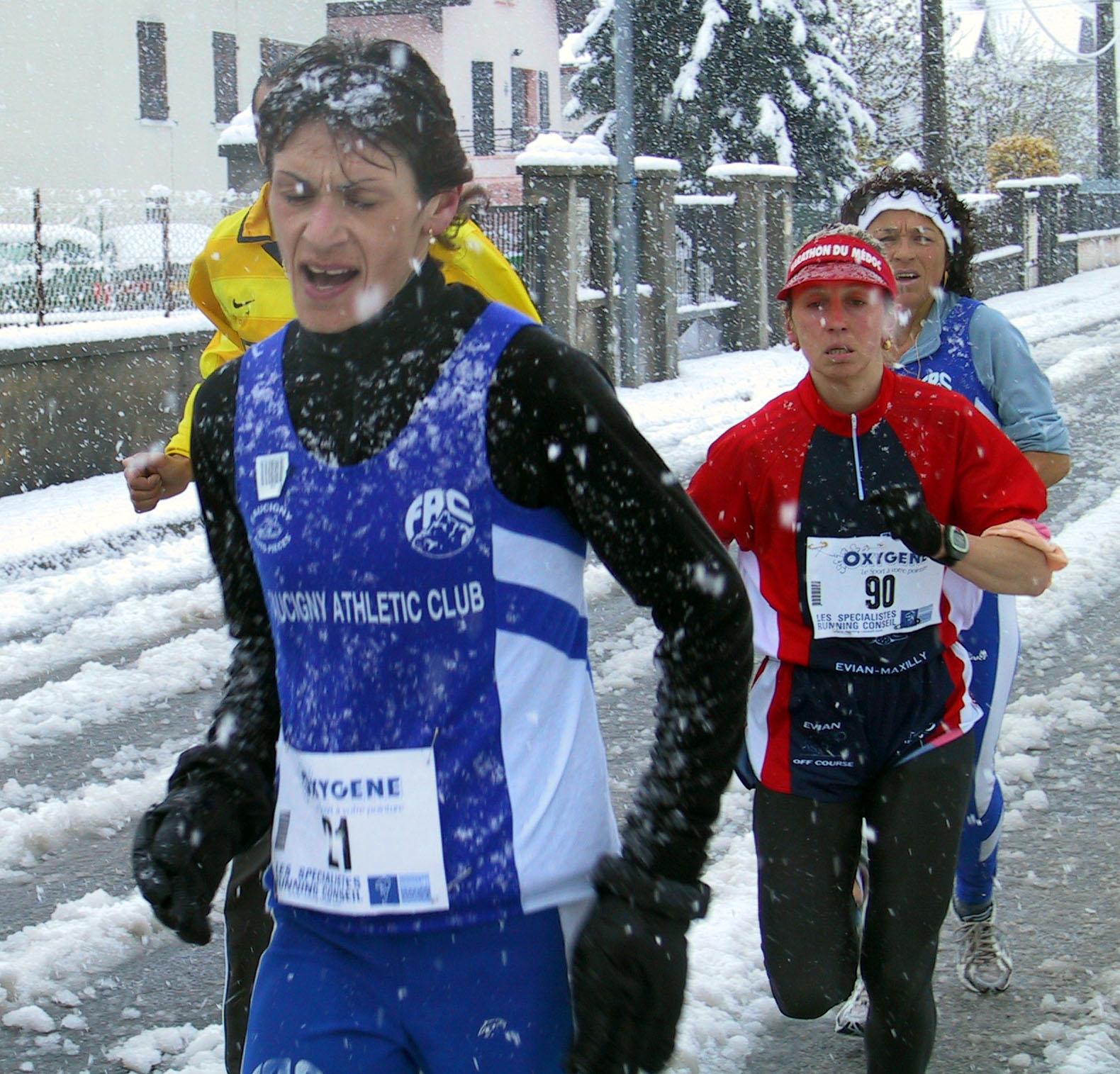 Course pedestre Bontaz cluses1ret2