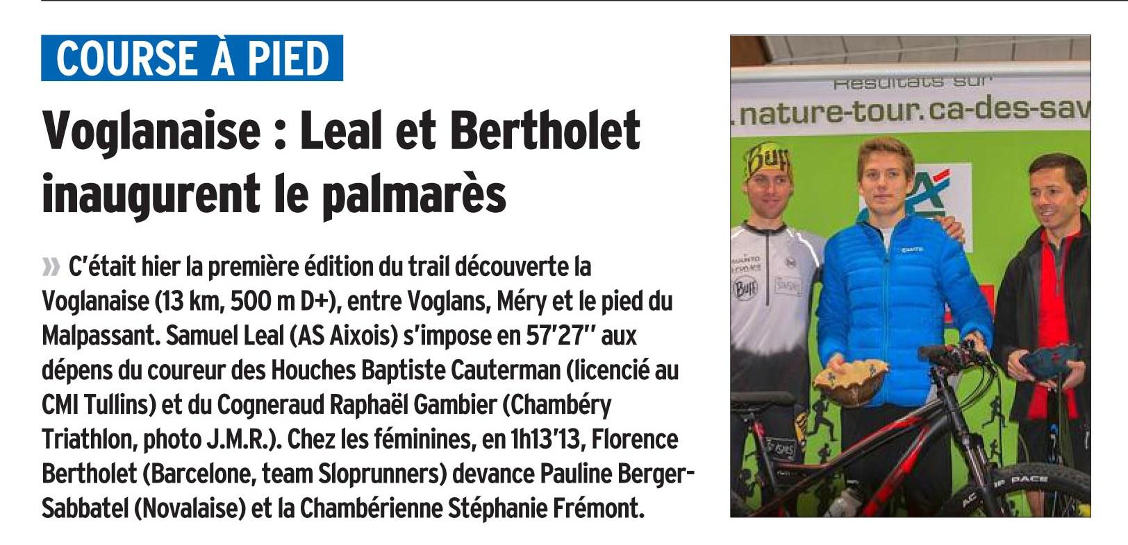 PDF Page 34 edition de chambery 20140505web3 - Résultats du trail Nivolet-Revard 2014 (Voglans73)