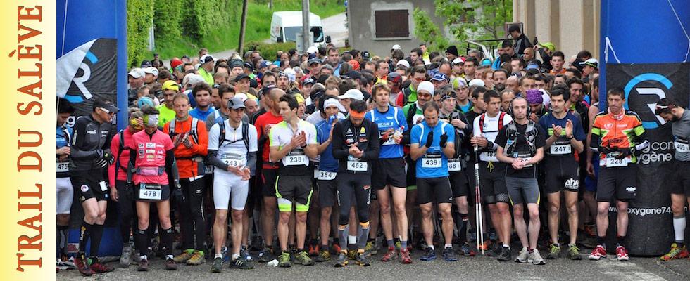 Slide 001 - LIVE : trail du Salève 2014
