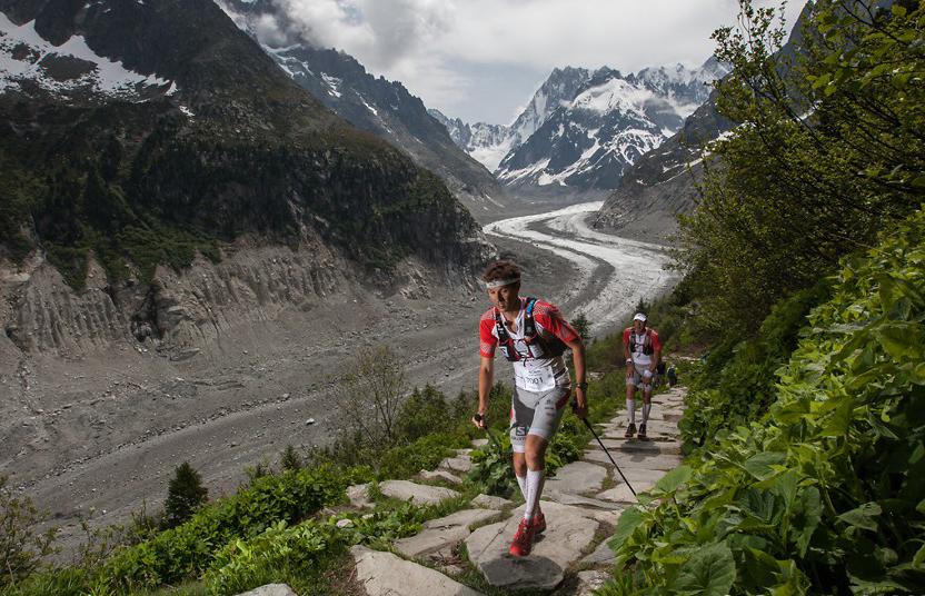 Mont-Blanc 80K_ 2013. ┬® Gaetan Haugeard