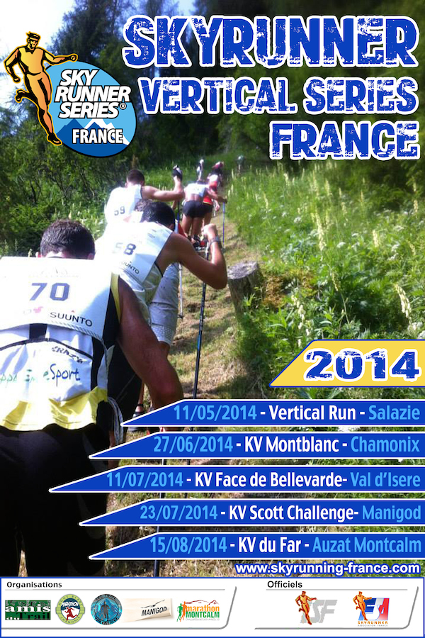 KV Skyrunner France Series 2014 - RESULTATS ET COMPTE RENDU DE LA 2EME MANCHE DU MANIGOD SCOTT KV CHALLENGE / 23-07-14