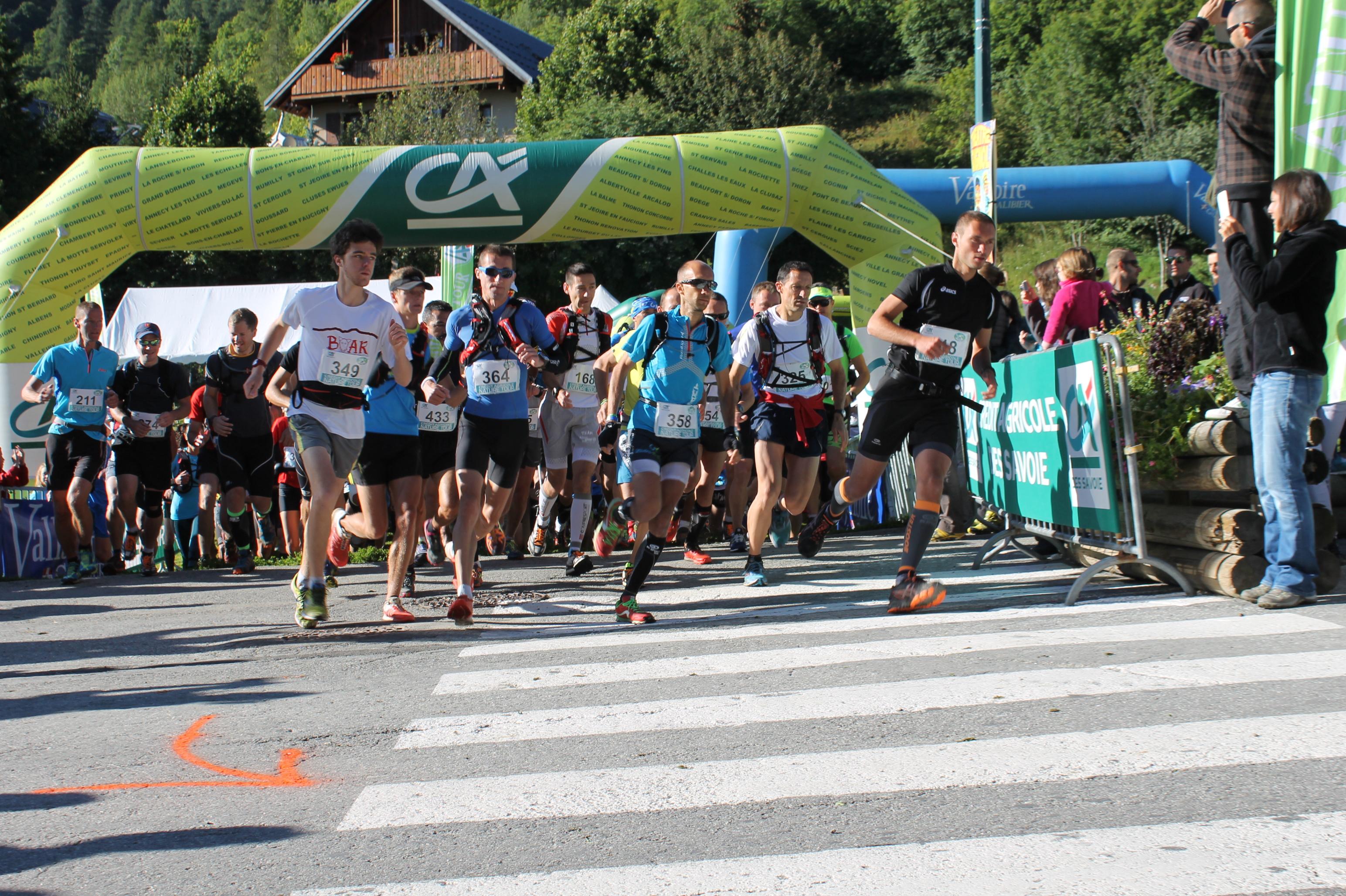 IMG 5068 - Trail du Galibier 2014 : résultats, photos et interview exclusive du vainqueur Ludovic Pommeret (Team Hoka)