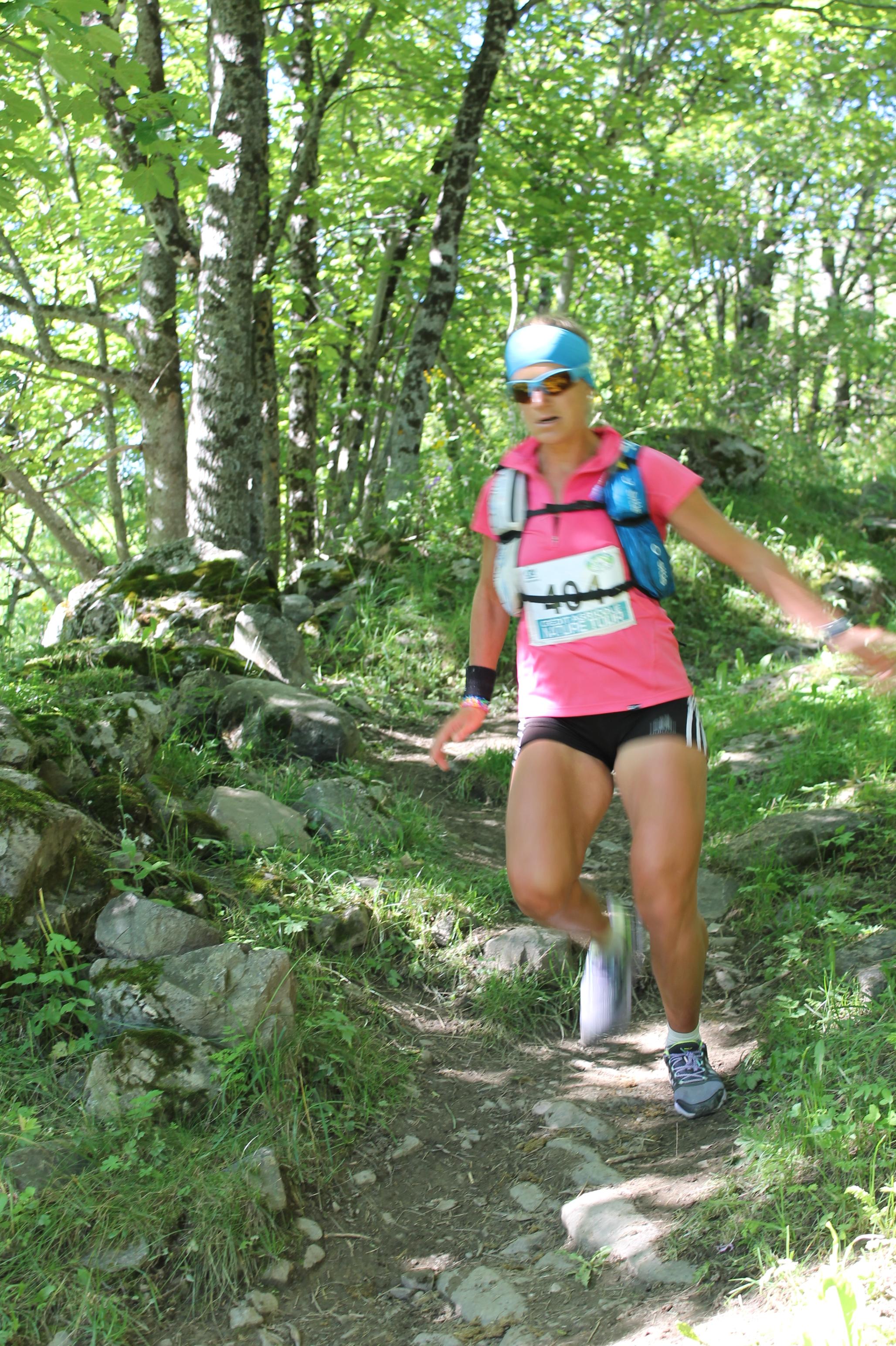IMG 5098 - Trail du Galibier 2014 : résultats, photos et interview exclusive du vainqueur Ludovic Pommeret (Team Hoka)