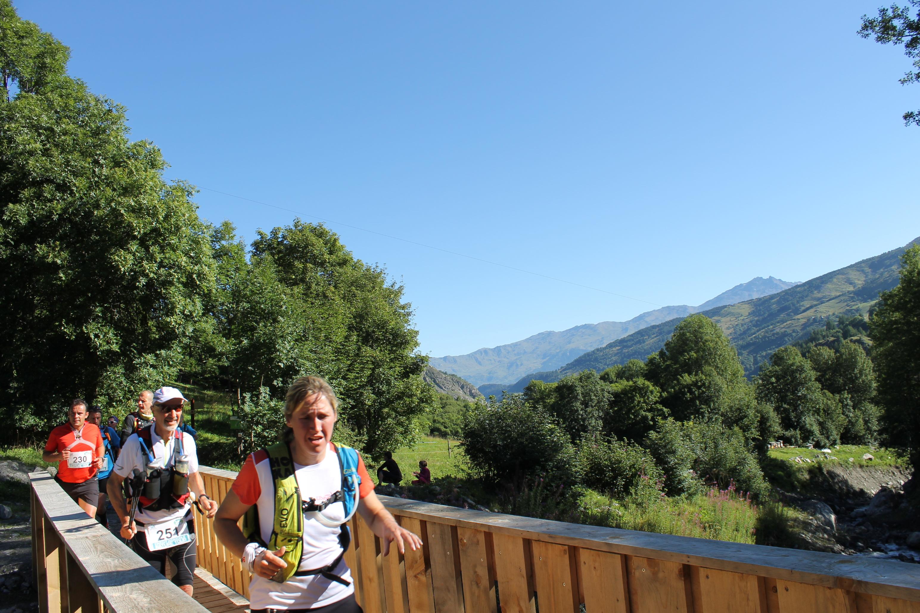 IMG 51291 - Trail du Galibier 2014 : résultats, photos et interview exclusive du vainqueur Ludovic Pommeret (Team Hoka)