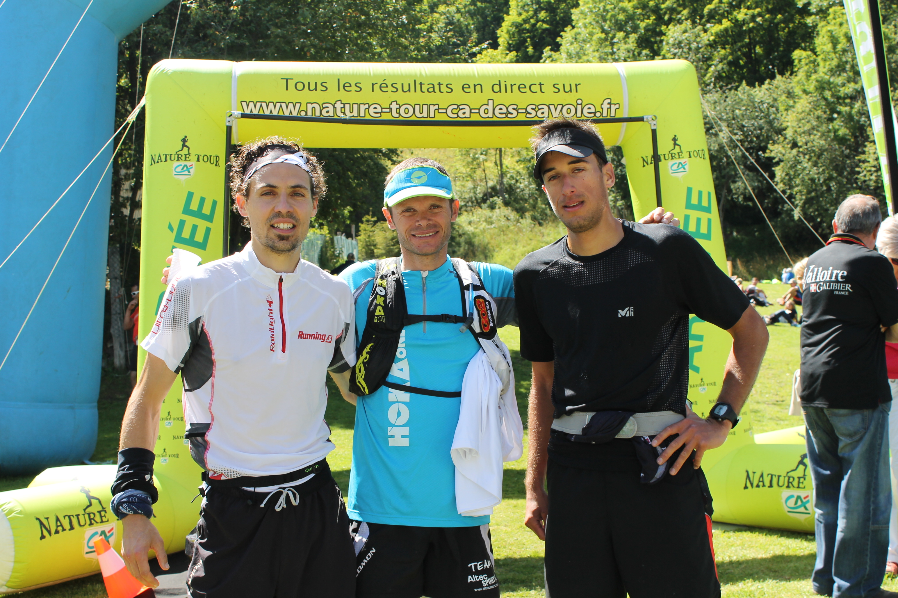 IMG 5221 - Trail du Galibier 2014 : résultats, photos et interview exclusive du vainqueur Ludovic Pommeret (Team Hoka)