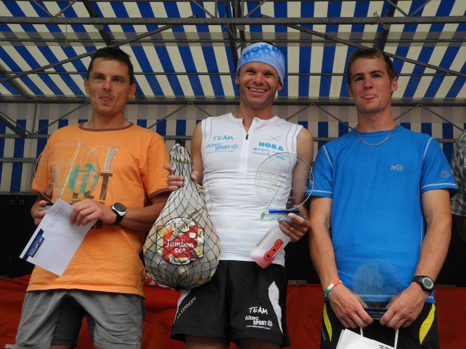 poduim trail - LE CLUB ATHLETIQUE DU BASSIN BELLEGARDIEN ET SON BRELAN D'AS AU SOMMET MONDIAL DE L'ULTRA / 25-31 - 08-14