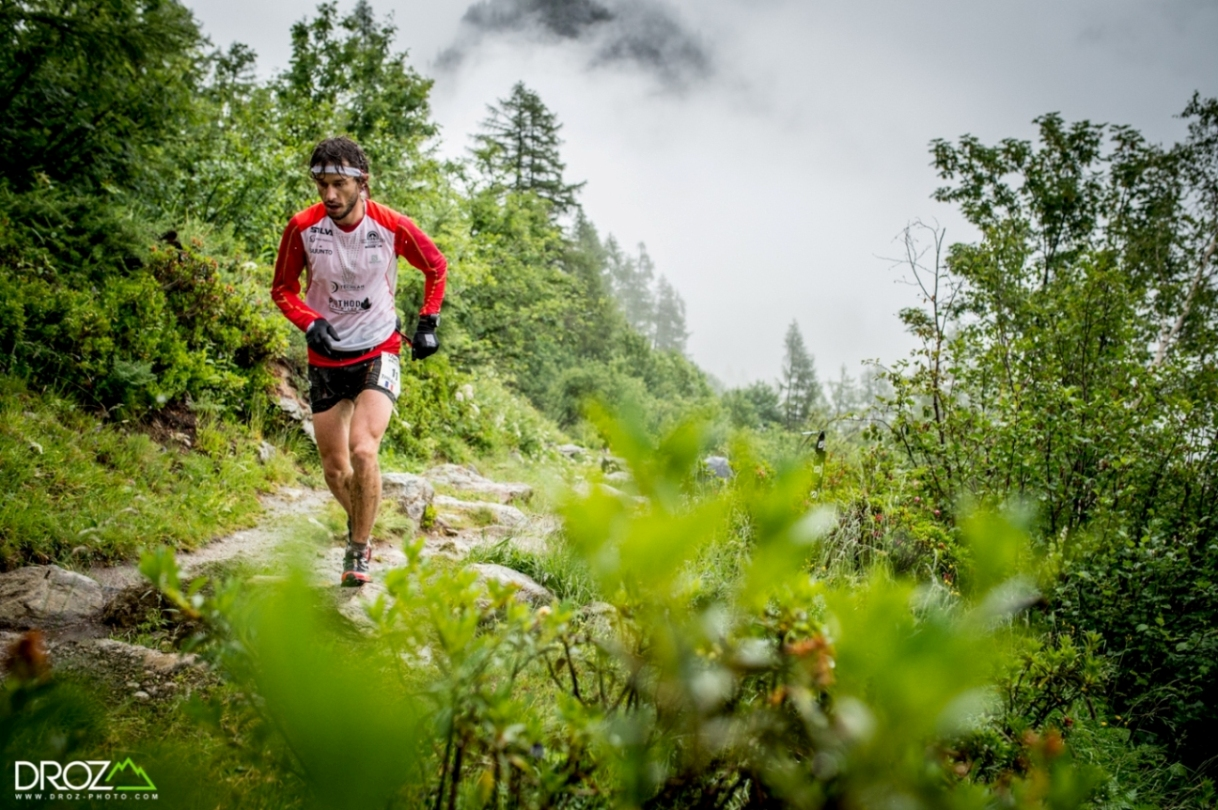6 Thibaut Baronian  marathon du Mont-Blanc photo Damien Rosso www.droz-photo.com