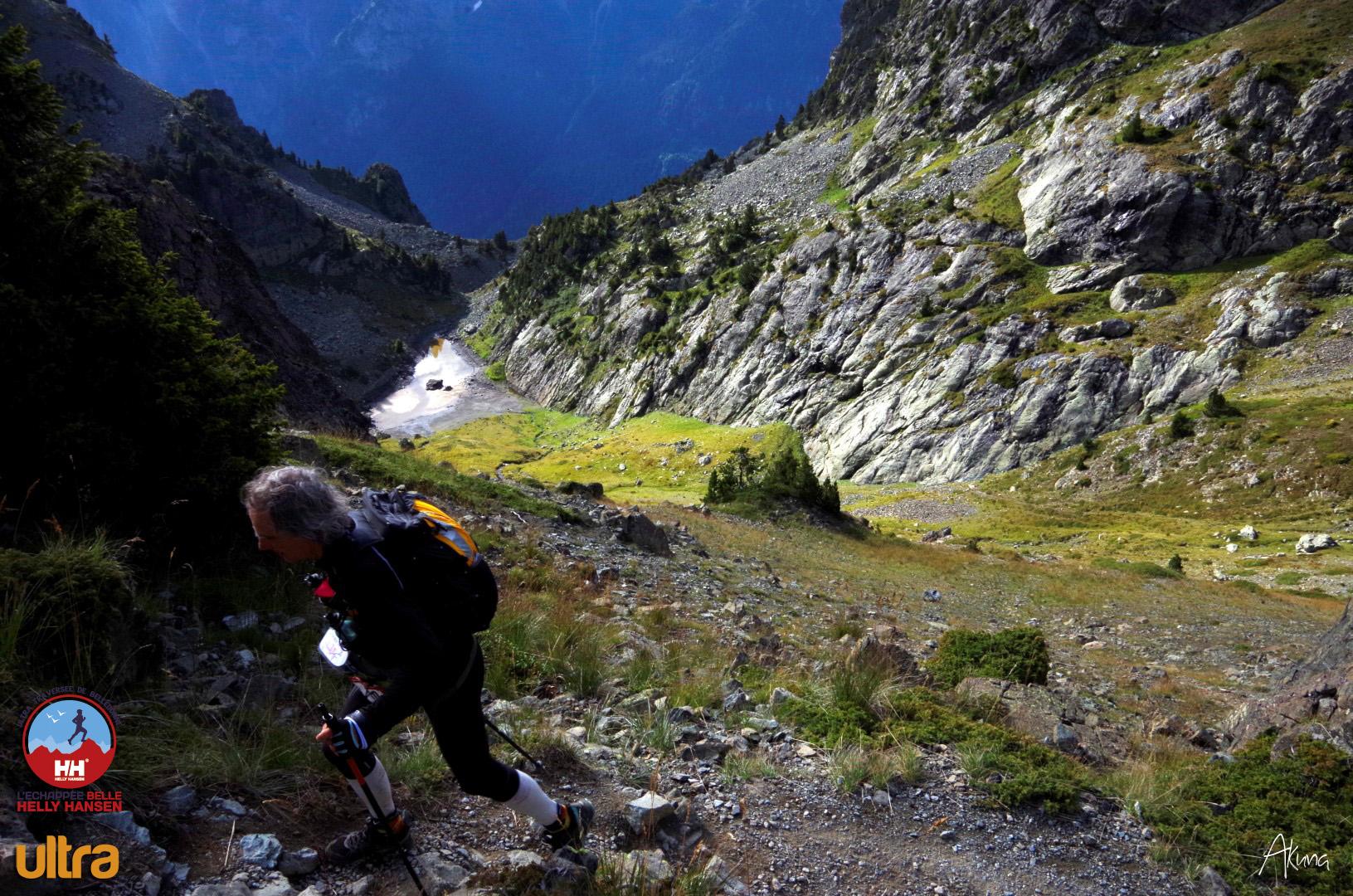 AKU9574 Large - ECHAPPEE BELLE-HELLY HANSEN 2014 : l'interview exclusive du vainqueur Sangé Sherpa (Alexandre Garin), résultats et photos.