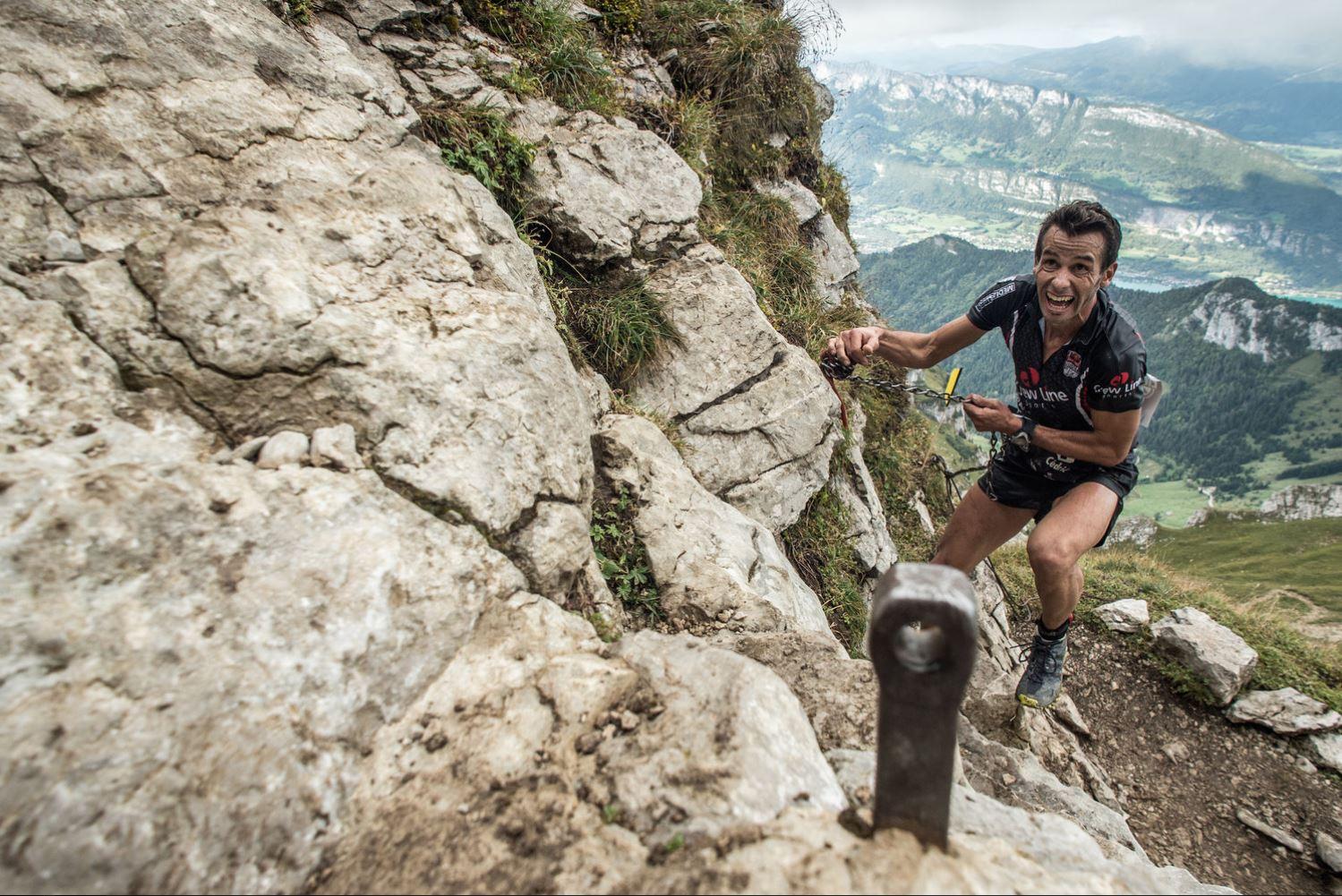 Capture1 - RED BULL ELEMENTS 2014-TRAIL- : Cédric Fleureton au sommet !