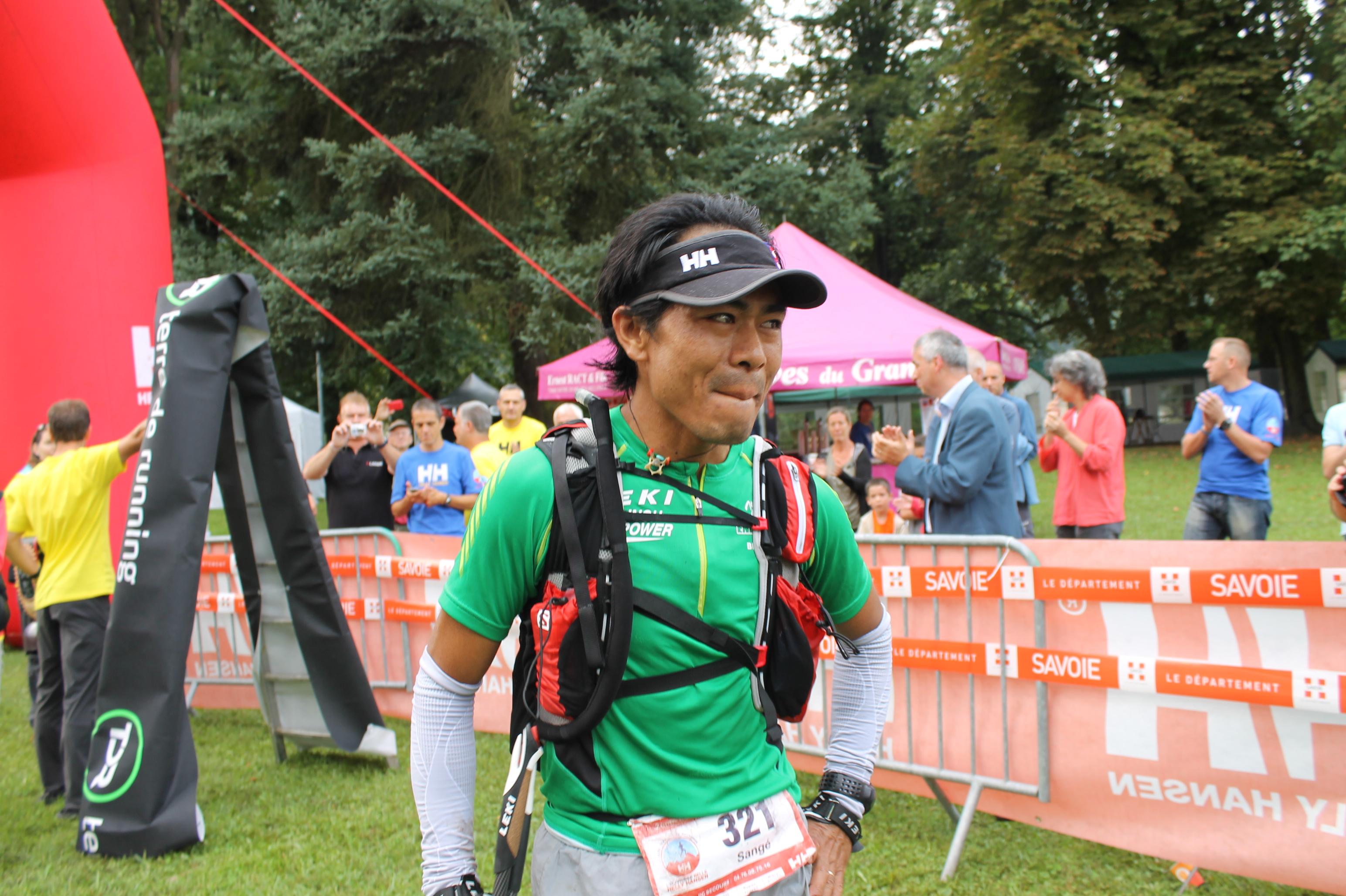 IMG 5443 - ECHAPPEE BELLE-HELLY HANSEN 2014 : l'interview exclusive du vainqueur Sangé Sherpa (Alexandre Garin), résultats et photos.