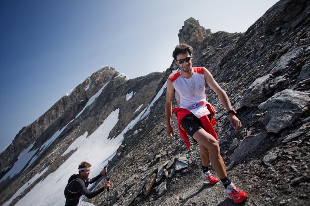 Ice Trail Tarentaise Jordi Saragossa