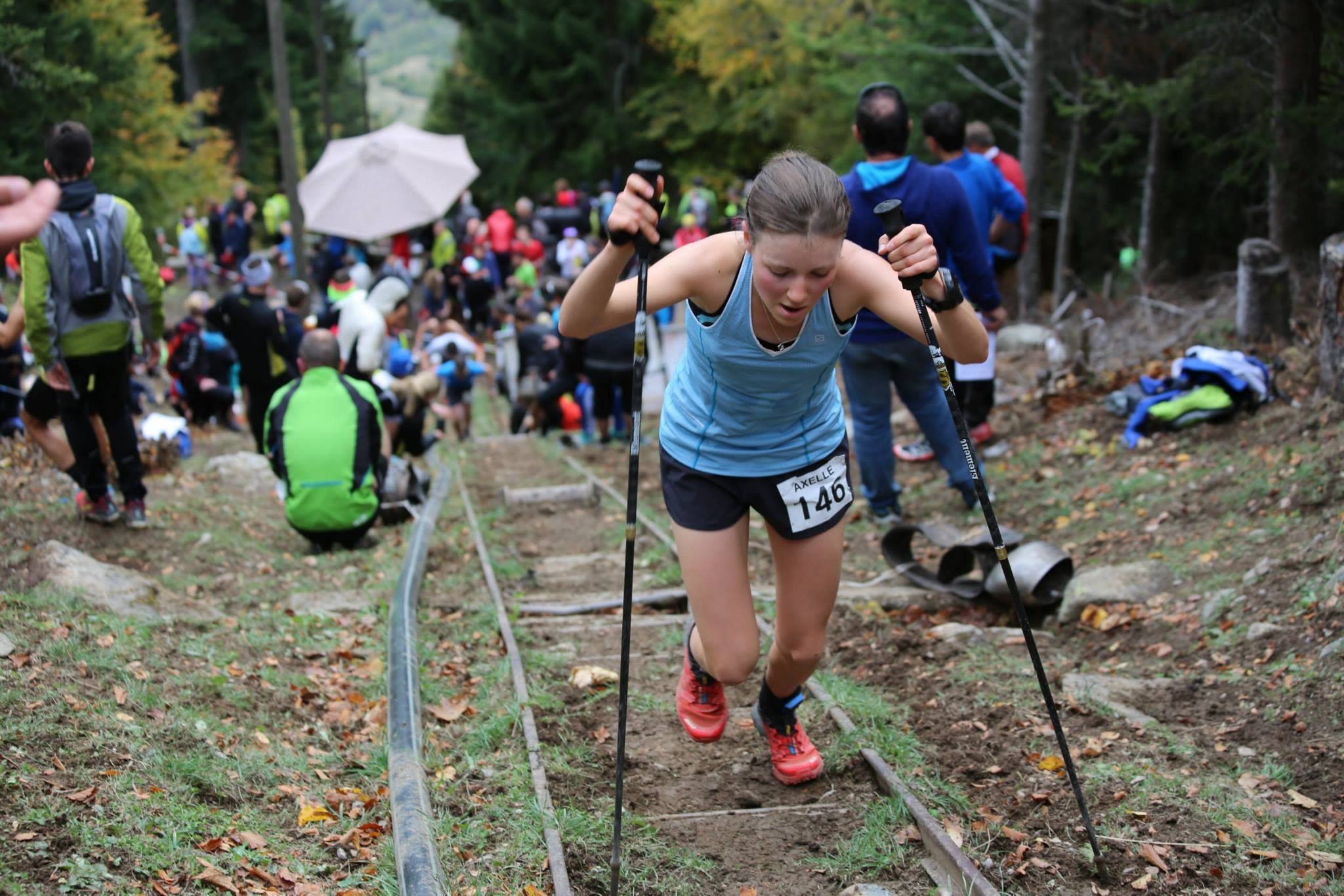 10633141 10152816642954176 825357636819518617 o - PHOTOS DES ATHLETES FEMININES SUR LE KM VERTICAL DE FULLY (SUISSE) / 25-10-14