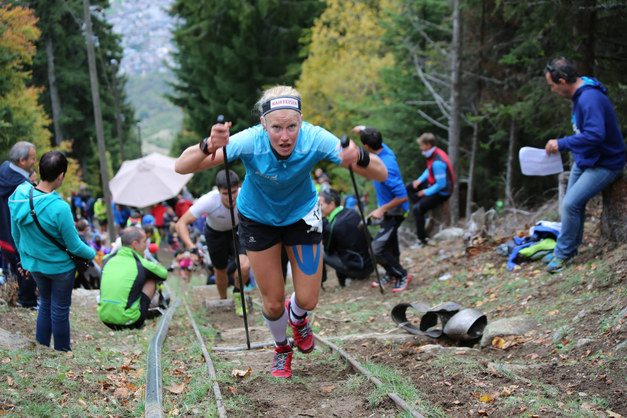 10661814 10152816642219176 4556801569542376769 o - PHOTOS DES ATHLETES FEMININES SUR LE KM VERTICAL DE FULLY (SUISSE) / 25-10-14