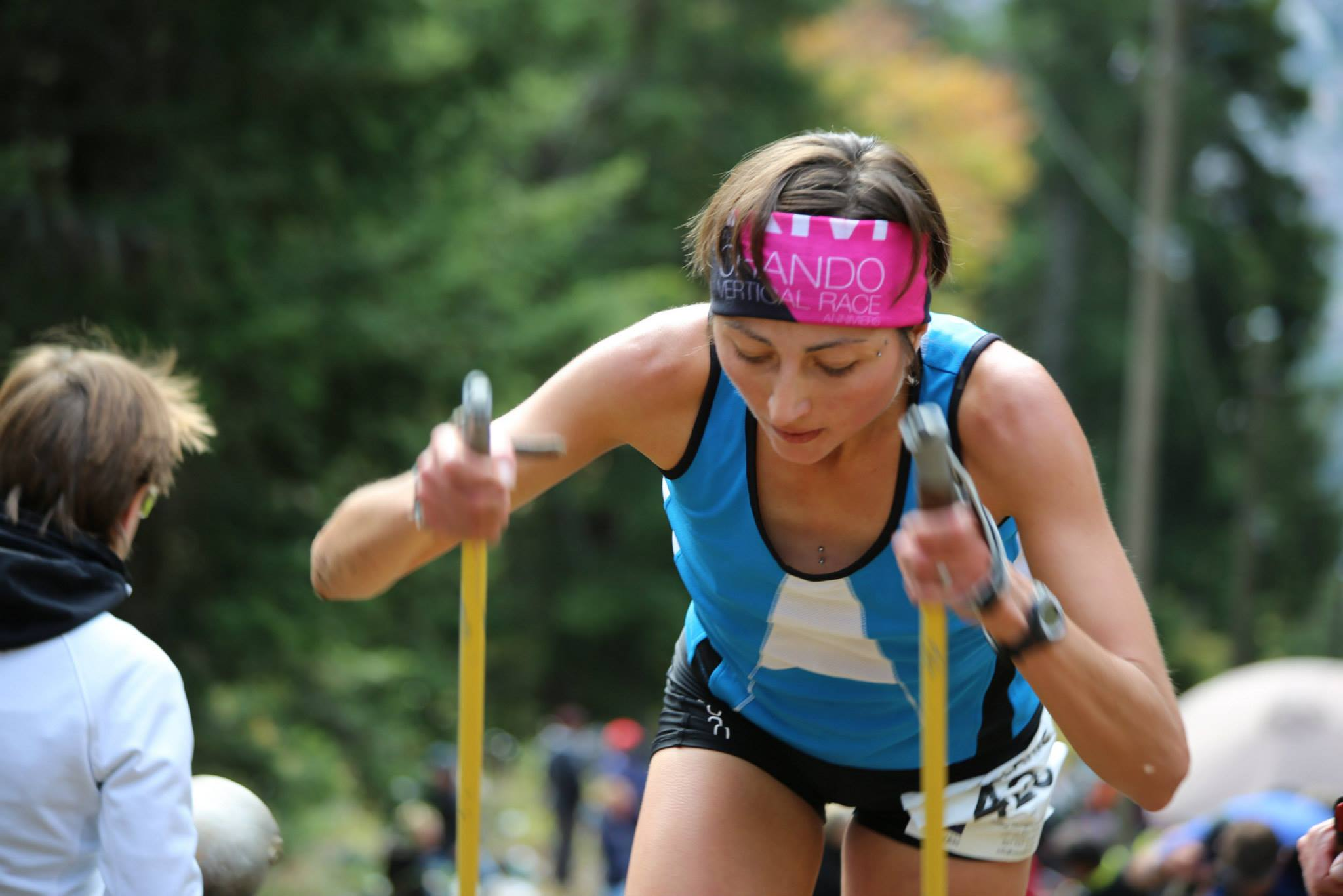10694188 10152816632029176 4078350069964587547 o - PHOTOS DES ATHLETES FEMININES SUR LE KM VERTICAL DE FULLY (SUISSE) / 25-10-14
