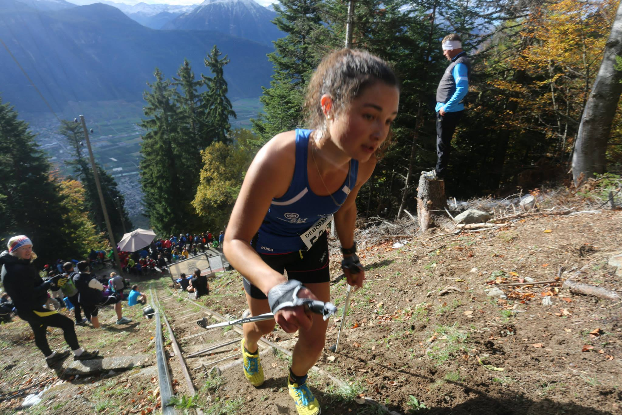 1932739 10152816630214176 8302615727031498448 o - PHOTOS DES ATHLETES FEMININES SUR LE KM VERTICAL DE FULLY (SUISSE) / 25-10-14