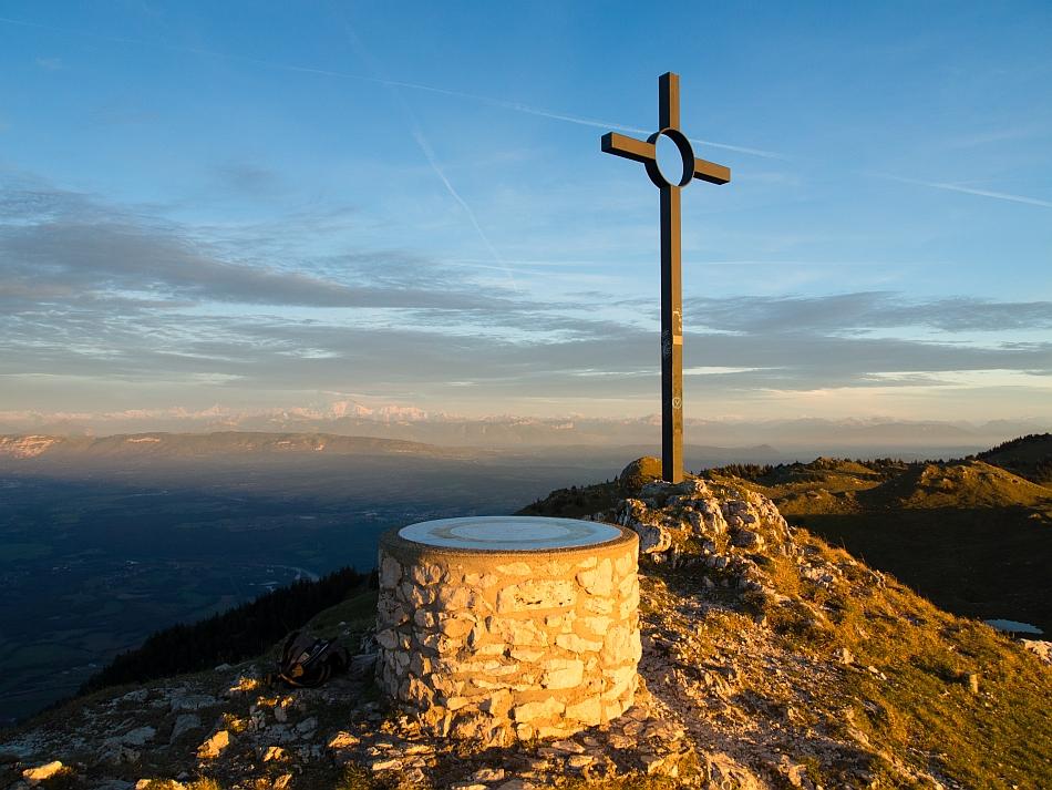 table d orientation du grd cret d eau - LA RESURRECTION DE LA MONTEE DU CRET D'EAU / 17-05-15