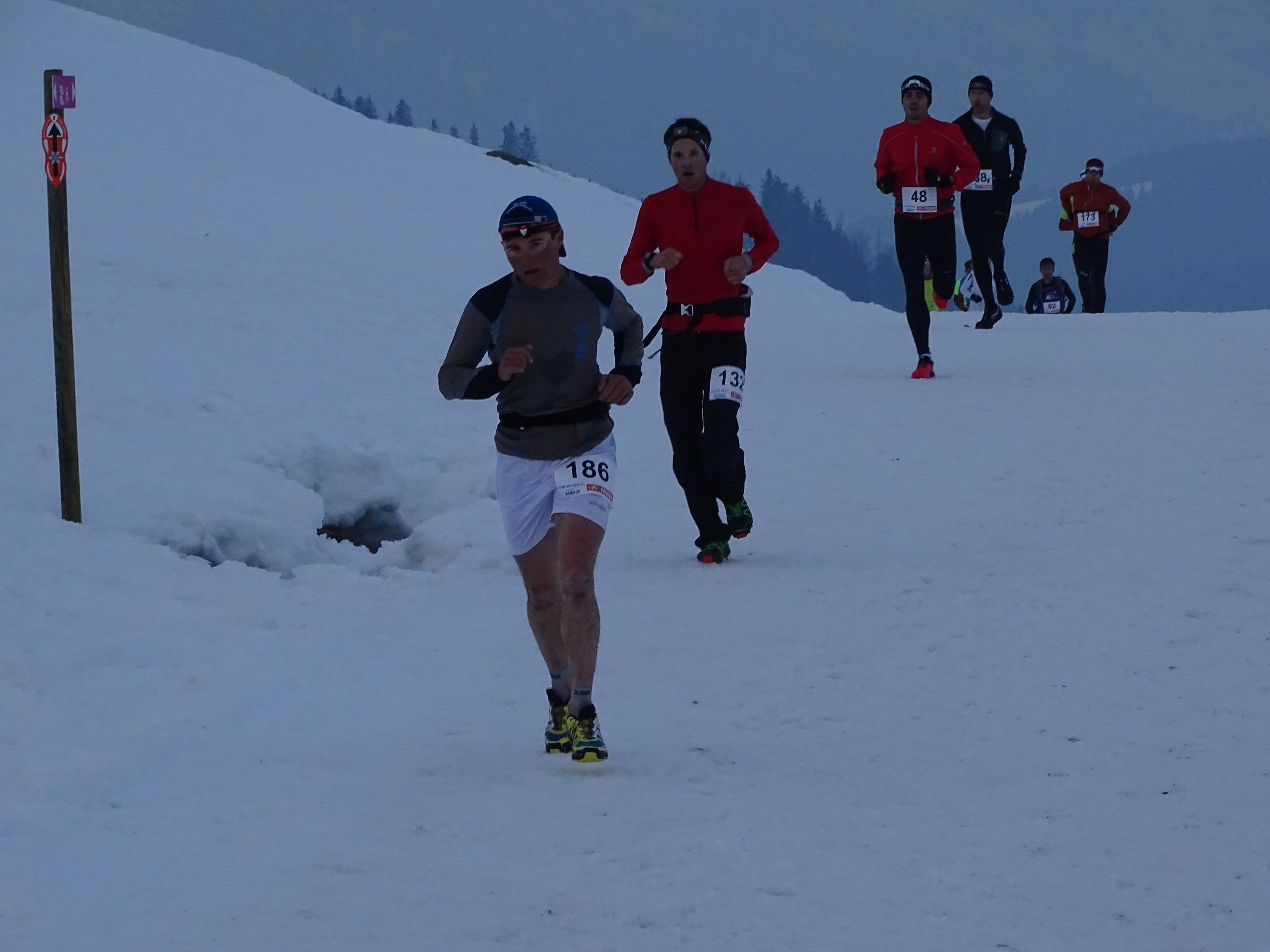 DSC01102 - RESULTATS, COMMENTAIRES ET PHOTOS DU TRAIL DE L'AIGLE BLANC TECNICA / 14-03-15
