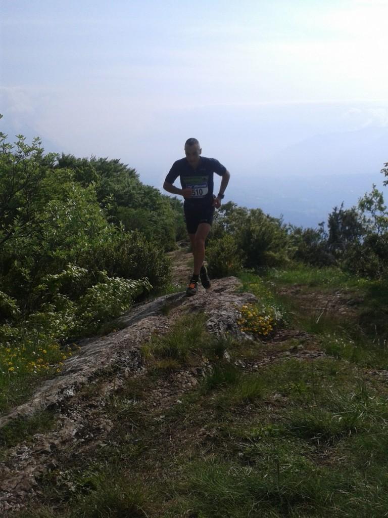Marconnet avec 1' d'avance à la roche du guet