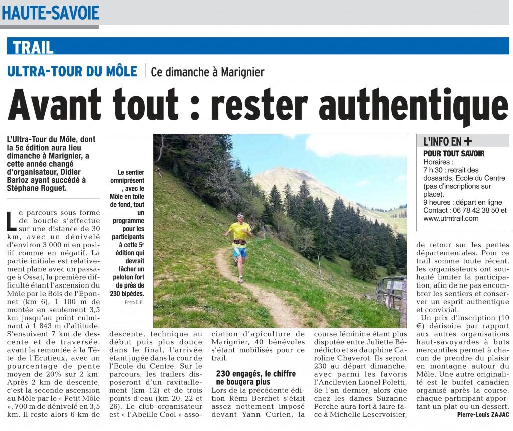 PDF Page 27 edition d annemasse et le genevois 20150514 1024x859 - PRESENTATION DE L'ULTRA TOUR DU MOLE / 17-05-15