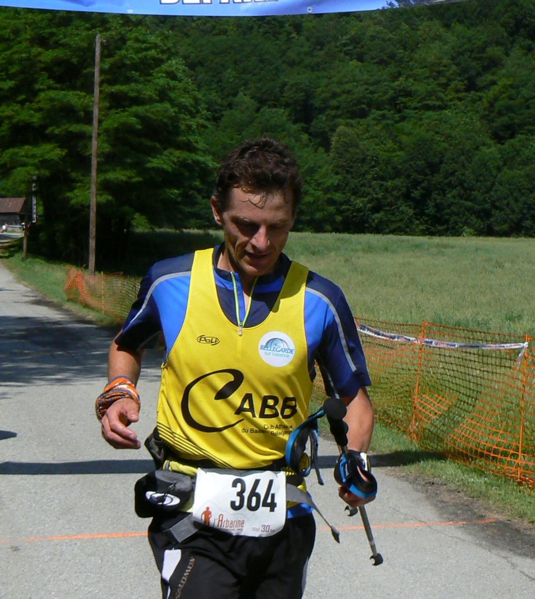 Joris Milleret 1  - RESULTATS, COMPTE RENDU ET PHOTOS DE L'ARBARINE / 07-06-15
