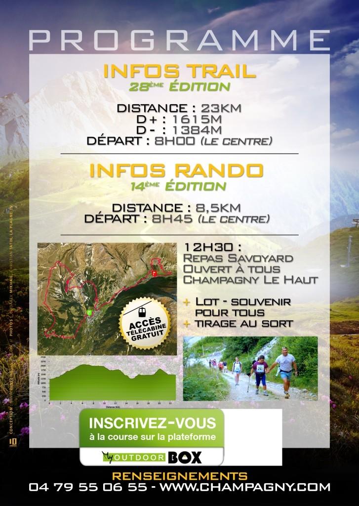 CHAMP TrailGrandBec2015 FlyerA5 Verso 727x1024 - Trail alpin du Grand Bec à Champagny-en-Vanoise / 09-08-15